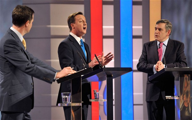 UK election leaders' debates to go ahead