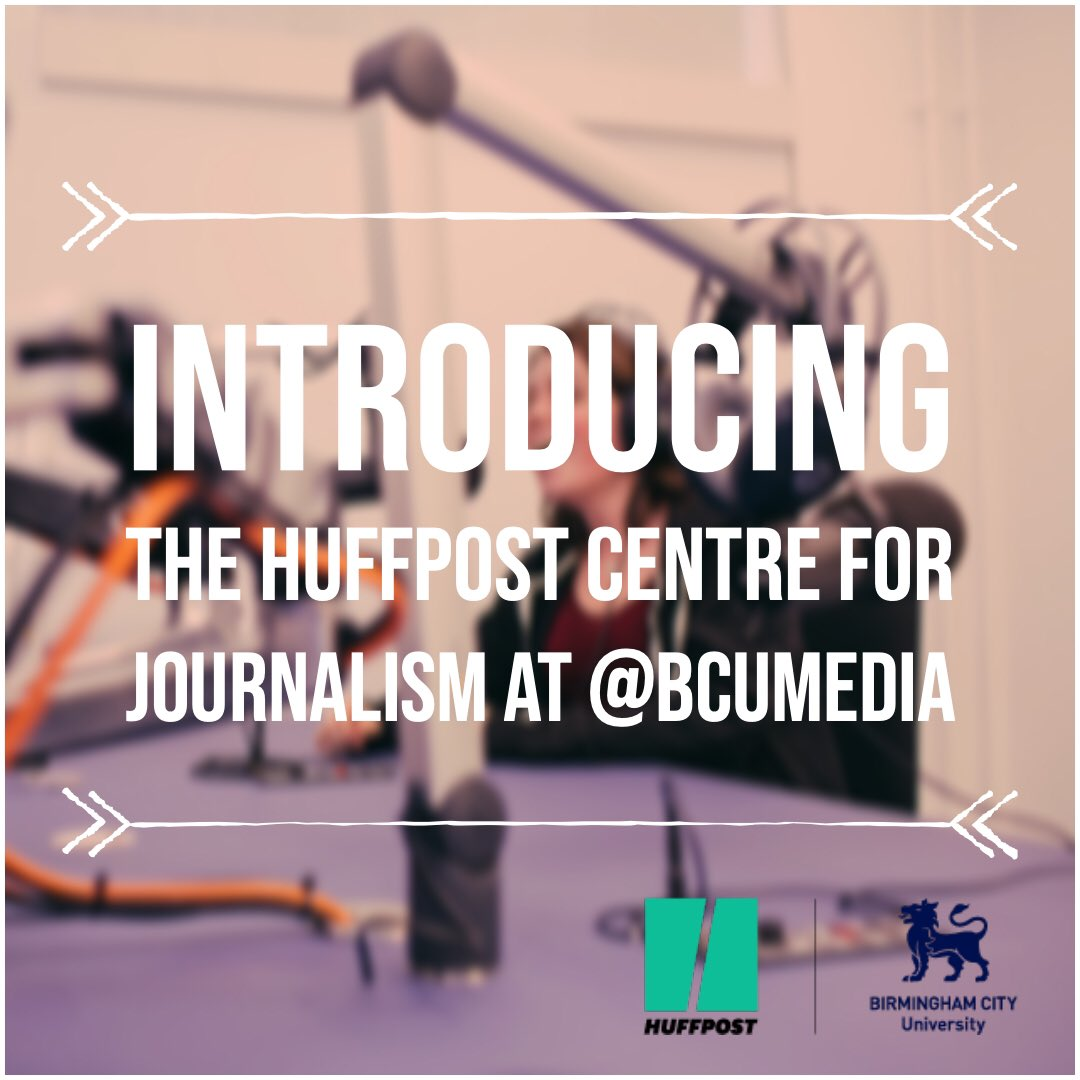 Crossing the divide? BCU and Lincoln offer a glimpse of the future of journalism education