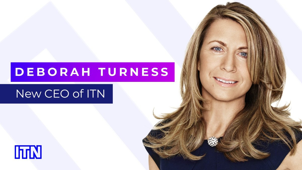 Deborah Turness quits NBC and returns to ITN as Chief Executive